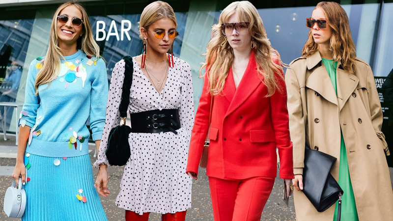 5 điểm sáng street style tại Tuần lễ Thời trang London Xuân Hè 2018