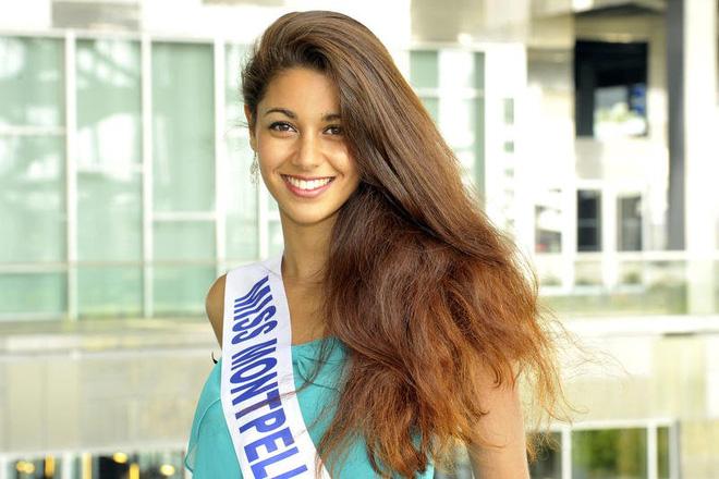 Đại diện sắc đẹp của Pháp tại Miss World 2017 là Aurore Kichenin. Điểm nổi bật trên gương mặt người đẹp 22 tuổi là đôi mắt tuyệt đẹp cùng nụ cười cuốn hút.