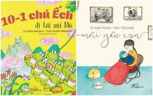 10 cuốn sách dễ thương, ngọt ngào nhất cho bé