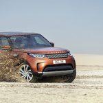 SUV gia đình hạng sang Discovery hoàn toàn mới giá từ 4 tỷ VND