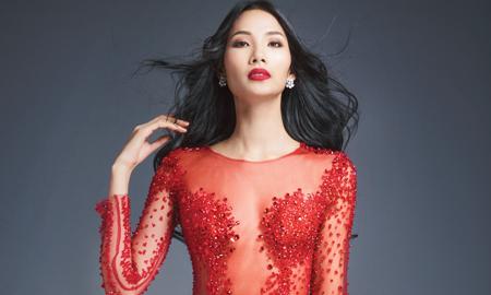 Hoàng Thùy: Từ người mẫu siêu gầy đến thí sinh nóng bỏng của Hoa Hậu Hoàn Vũ Việt Nam
