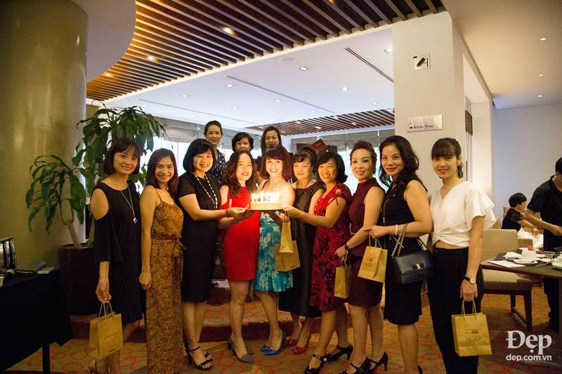 Chúc mừng các chị em sinh nhật vào tháng 7,8,9