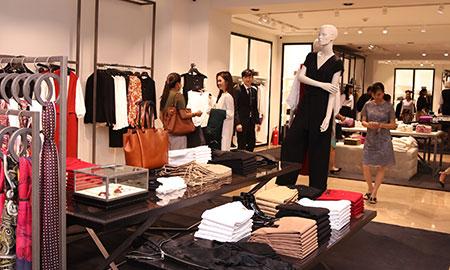 Massimo Dutti chính thức khai trương cửa hàng đầu tiên ở Việt Nam