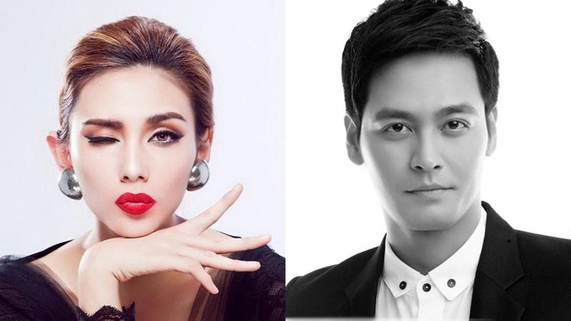 """MC Phan Anh và Võ Hoàng Yến tái ngộ trên ghế """"nóng"""" Miss Perfect Global Beauty 2017"""