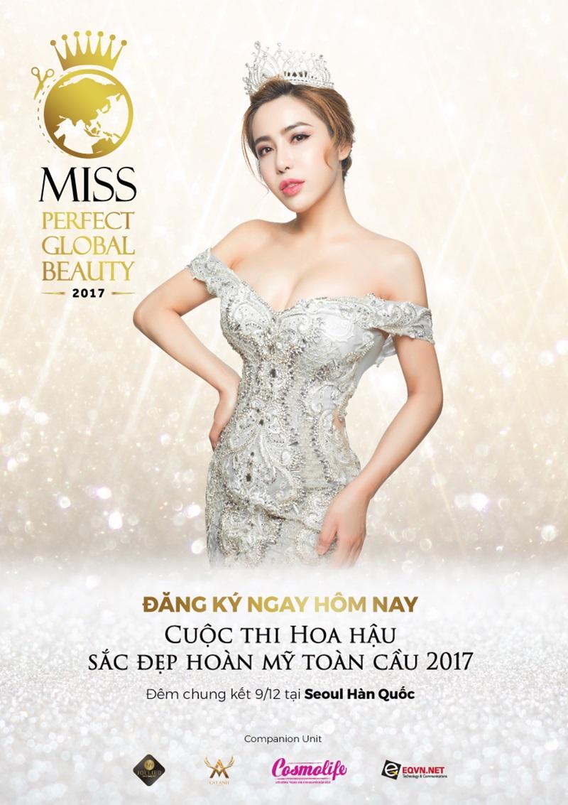 Cuộc thi Hoa hậu Sắc đẹp Hoàn mỹ Toàn cầu 2017 (tên tiếng Anh: Miss Perfect Global Beauty 2017) tạo điều kiện cho các cô gái đã từng can thiệp phẫu thuật thẩm mỹ có cơ hội chạm tay vào vương miện hoa hậu, điều khó làm được ở cuộc thi sắc đẹp truyền thống