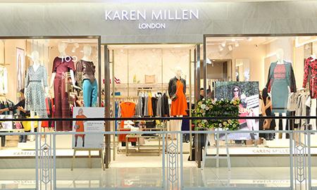 Karen Millen mở cửa trở lại tại Vincom Bà Triệu: Sang trọng ngay từ cái nhìn đầu tiên.