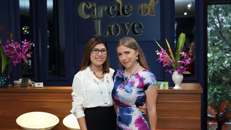 Circle of Love: Độc quyền nhập khẩu ngọc trai nhăn Japan Kasumi