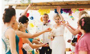Dự tiệc cưới: Yes & No