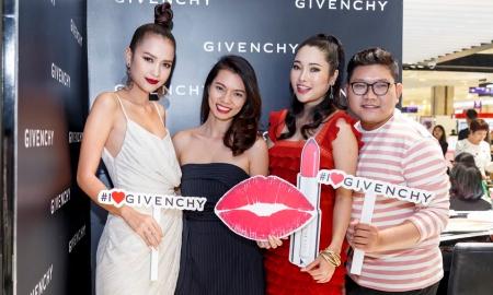 Givenchy ra mắt son 2 màu và mascara có đầu cọ gập 90 độ độc đáo