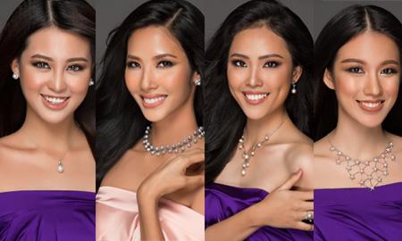 Hé lộ 70 ứng viên sáng giá của vương miện Hoa hậu Hoàn vũ Việt Nam 2017 – không có tên Mai Ngô