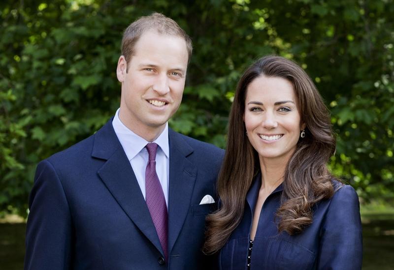 Chuyện tình của Hoàng tử và cô gái thường dân Kate từng gây sự chú ý