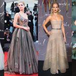 Jennifer Lawrence tiếp tục tỏa sáng trên hành trình quảng bá phim mới