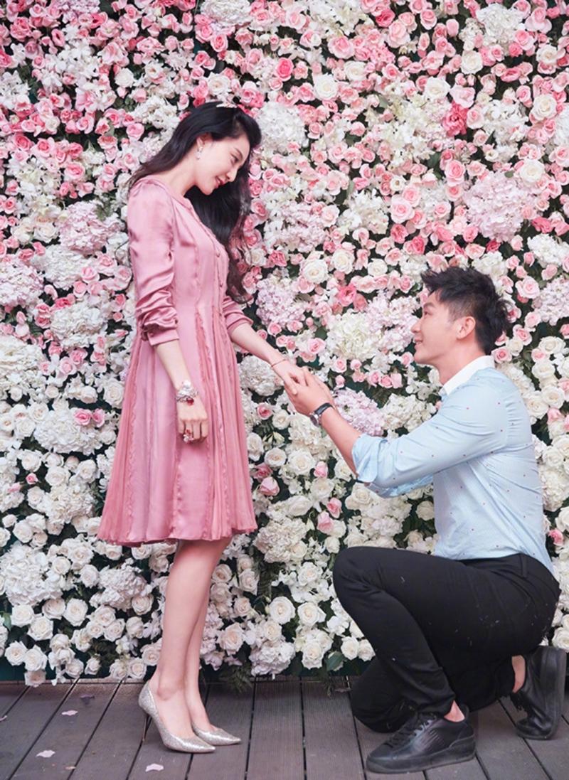 Lý Thần cầu hôn Phạm Băng Băng trước khi scandal diễn ra.