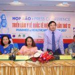 Khám và tư vấn bệnh miễn phí ở Triển lãm Y tế quốc tế Việt Nam