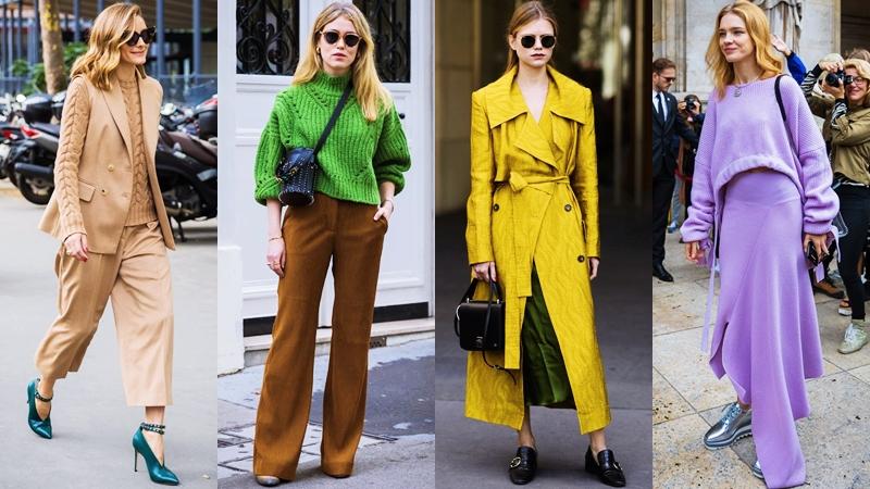 8 xu hướng street style khuynh đảo Tuần lễ Thời trang Paris Xuân Hè 2018