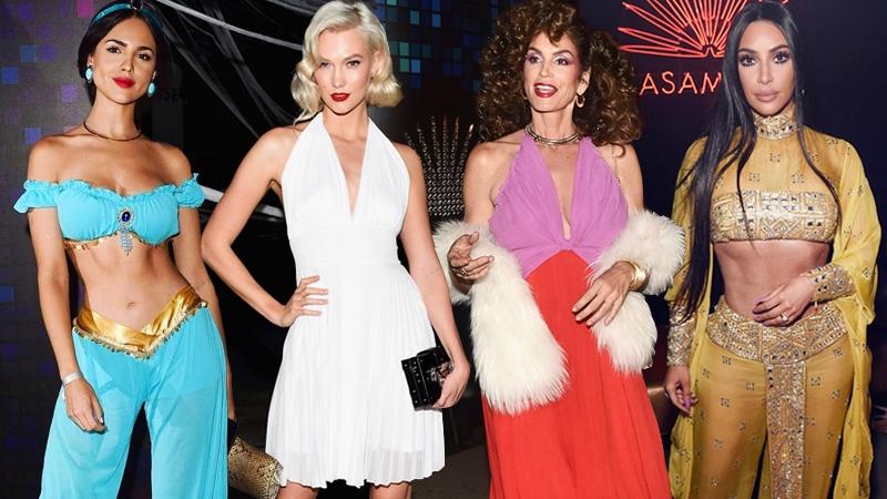 """Mỹ nhân Hollywood """"quậy tung"""" lễ hội Halloween với trang phục cosplay ấn tượng"""