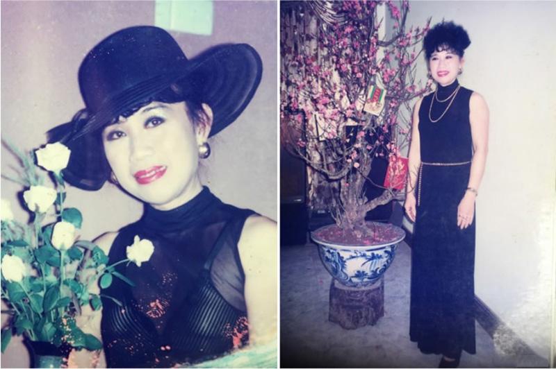 Hình ảnh cô Tuấn thời khi mới phẫu thuật chuyển giới thành công.