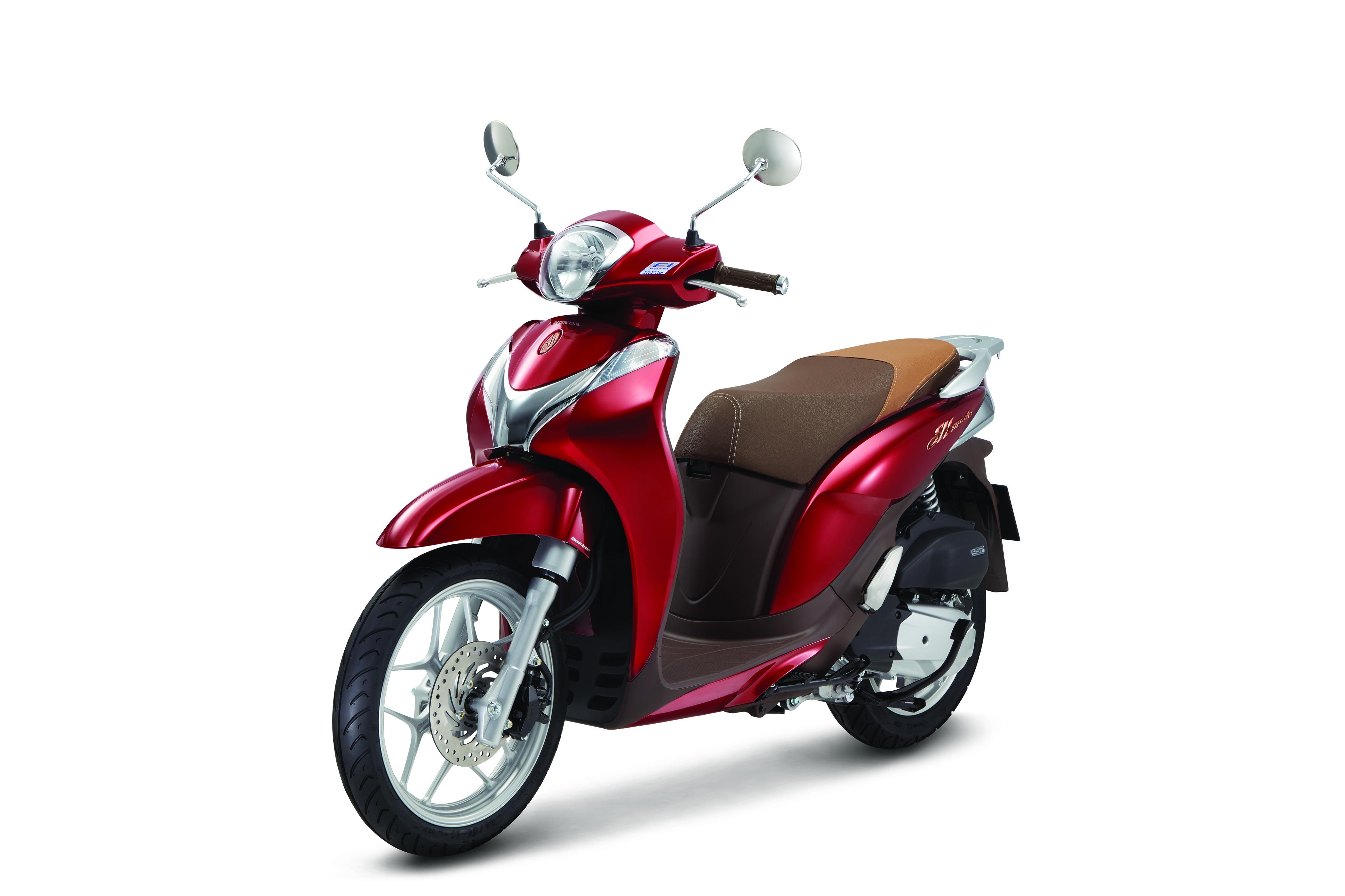Honda Thêm Màu Mới Cá Tính Hơn Cho Sh Mode Tạp Chí đẹp