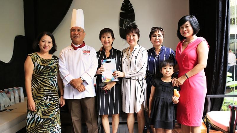 CLB PN&XH: Cuộc gặp gỡ của hoa và siêu đầu bếp