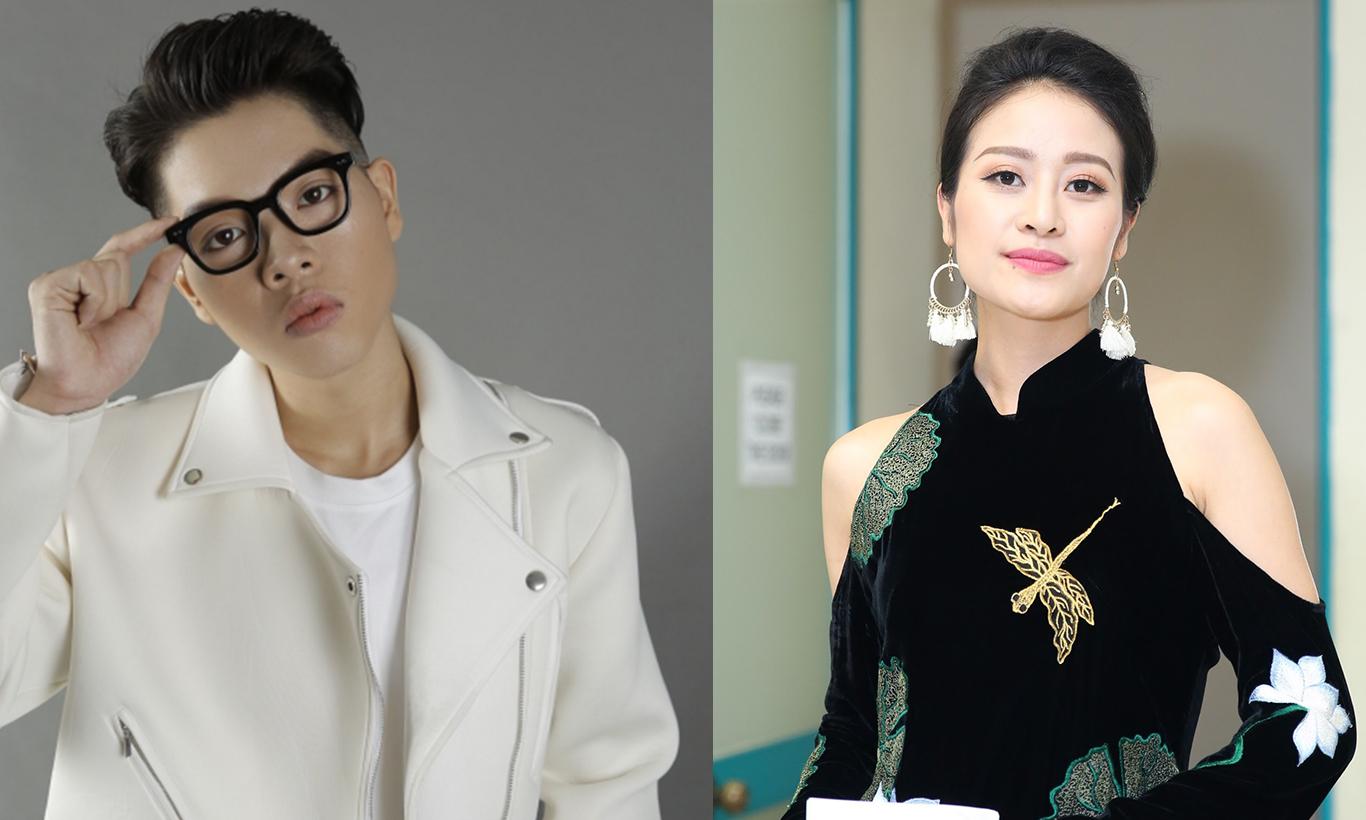 MC Phí Linh đồng hành cùng Đức Phúc, Đào Bá Lộc trong Cặp đôi hoàn hảo