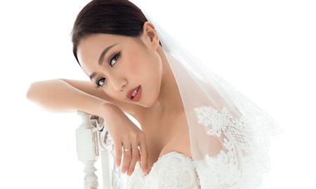 """Sau bộ phim """"Ngày mai Mai cưới"""", Diệu Nhi làm cô dâu… một mình"""