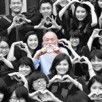 Những hình ảnh xúc động về phó giáo sư Văn Như Cương