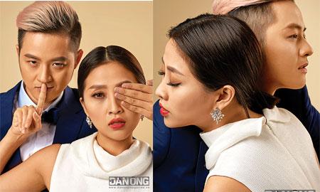 Thanh Duy & Hà Trinh – Trinh ngã Duy nâng, Duy té Trinh đỡ