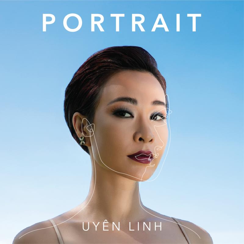 """Bìa album """"Portrait"""""""