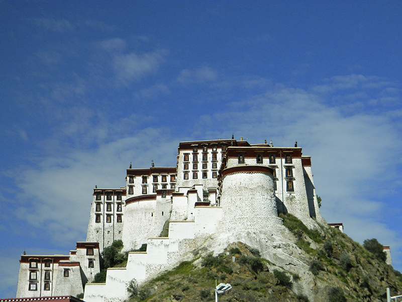 Hành trình qua mảnh đất thiêng Tây Tạng
