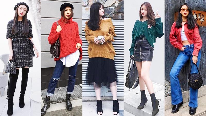 Mãn nhãn với loạt street style rực rỡ của fashionista Việt