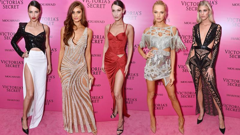 Dàn thiên thần tỏa sắc lộng lẫy trên thảm hồng Victoria's Secret Fashion Show 2017