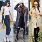 Quý cô thời trang Việt lăng xê áo khoác dáng dài ngày lạnh