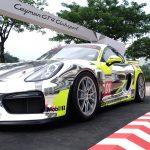 Mẫu xe đua thể thao Cayman GT4 Clubsport đến Việt Nam