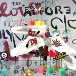 """Đến cửa hàng pop-up của Dolce & Gabbana thiết kế giày sneakers """"đẹp-độc-lạ"""" cho riêng mình"""
