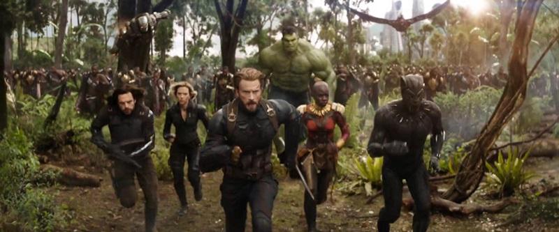 Mãn nhãn trailer đầu tiên của bom tấn đáng mong chờ nhất 2018, Avengers: Infinity Wars