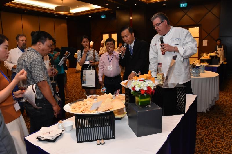 Phô mai Hoa Kỳ hứa hẹn sẽ chinh phục thêm nhiều thực khách khó tính tại Việt Nam