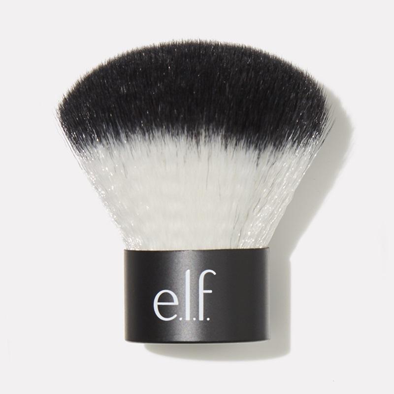E.L.F. COSMETICS - Kabuki Face Brush: cọ tán nền đầu tròn. Giá: 6$ (khoảng 132.000VND)