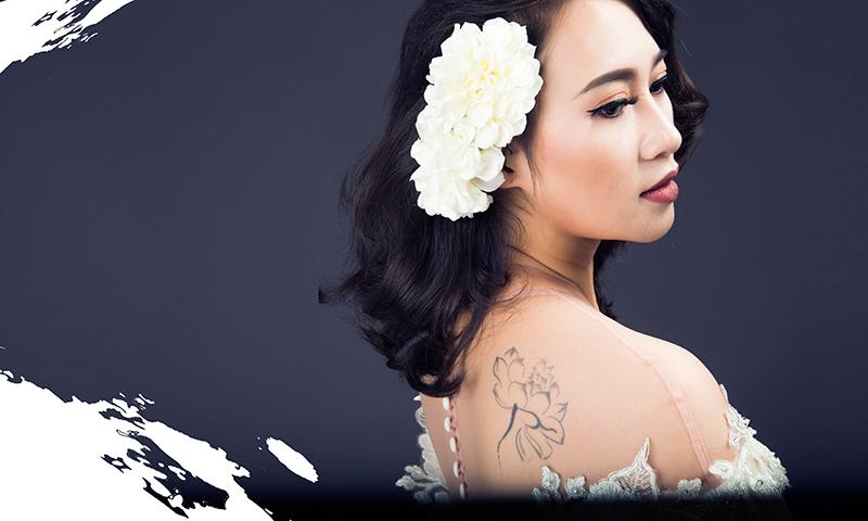 """Khánh Linh trở lại với album """"Ngài"""" sau khi xắp xếp cuộc sống ổn thỏa."""