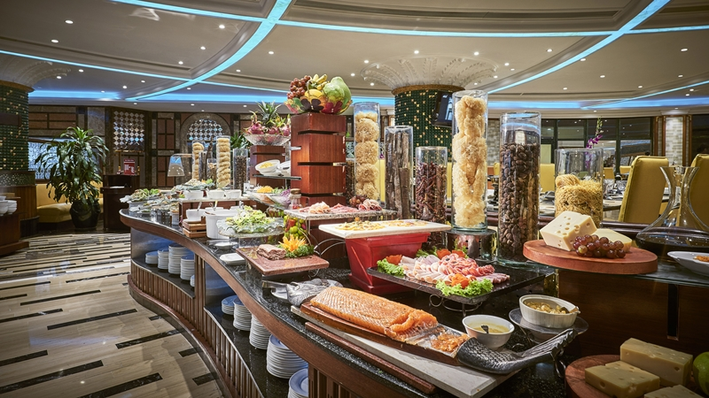 Nếm trọn tinh hoa ẩm thực Nhật tại khách sạn Windsor Plaza