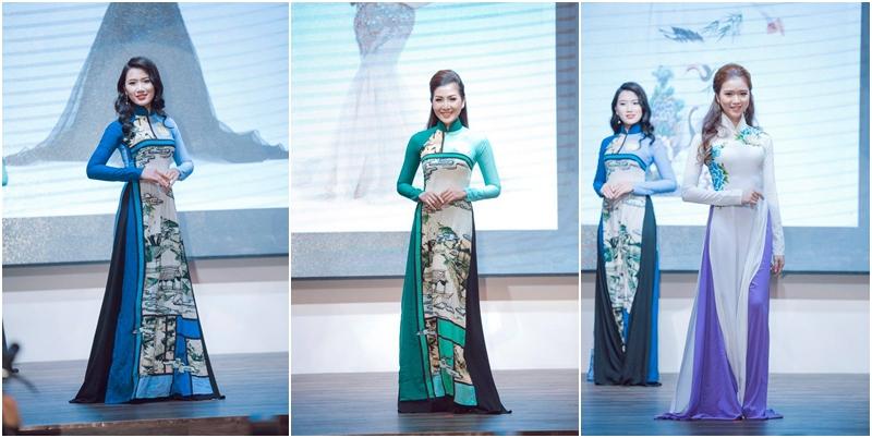 Hơn hai mươi cô gái xuất sắc nhất có mặt tại buổi lễ, các thí sinh còn lại ở hải ngoại, các quốc gia và vùng lãnh thổ khác sẽ có mặt đông đủ vào vòng Chung kết tại Hàn Quốc vào tháng 12 sắp tới.