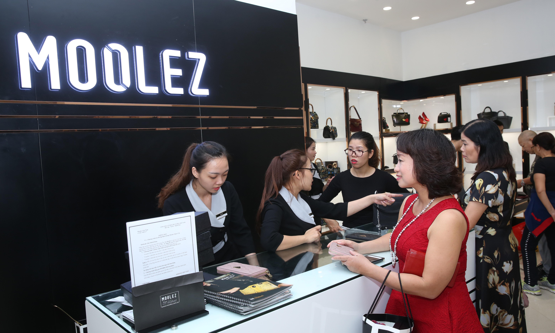 Moolez Australia ra mắt showroom thứ ba tại Hà Nội