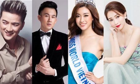 Đỗ Mỹ Linh – Hoa hậu được cả showbiz Việt đồng lòng ủng hộ