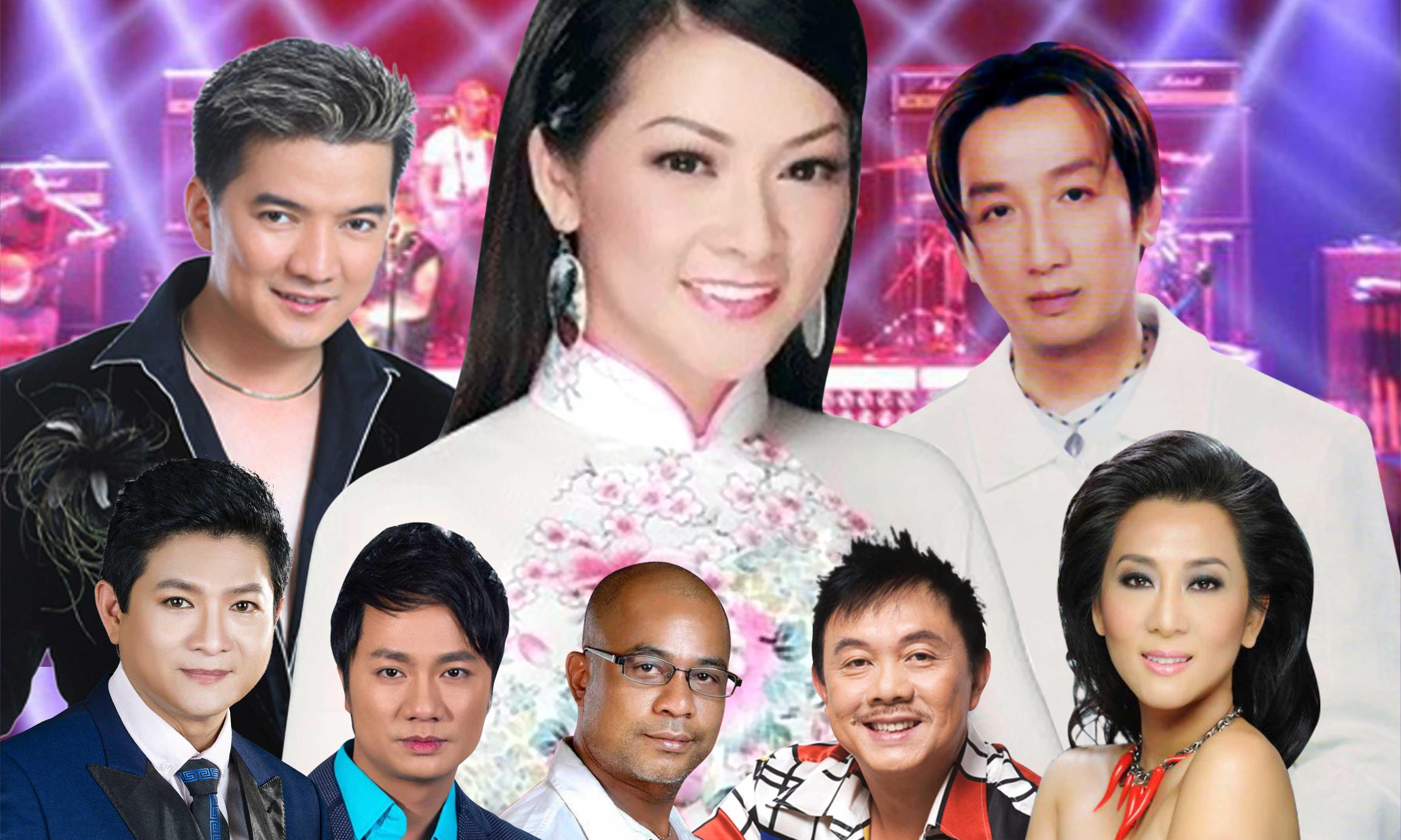 Như Quỳnh lần đầu tiền về Việt Nam thực hiện liveshow