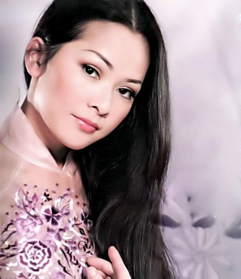 Ca sĩ Như Quỳnh, giọng ca bolero nổi tiếng một thời.