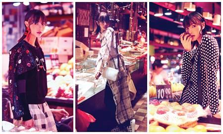 """Những thiết kế hàng đầu """"dạo qua"""" khu chợ sầm uất ở Hong Kong"""