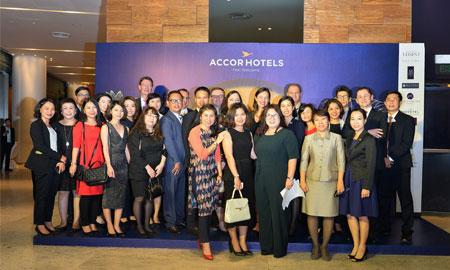 Tập đoàn AccorHotels phát triển theo nhịp độ tăng trưởng mạnh mẽ của ngành du lịch Việt Nam