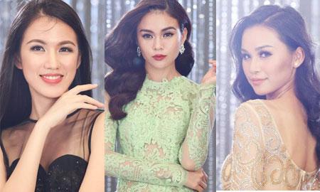 Chân dung những người đẹp tiềm năng đoạt ngôi Hoa hậu Hoàn vũ