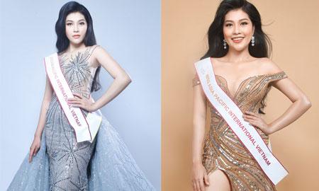 Á khôi Vương Thanh Tuyền đại diện Việt Nam đi thi Miss Asia Pacific International 2017