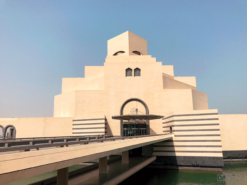 Bảo tàng nghệ thuật Islam, một trong những bảo tàng có kiến trúc đẹp nhất thế giới