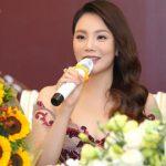 Ca sĩ Hồ Quỳnh Hương bất ngờ trở thành đại sứ thương hiệu của Tập đoàn Bất động sản lớn